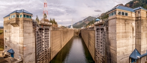 The Lock and Dam Choke Point