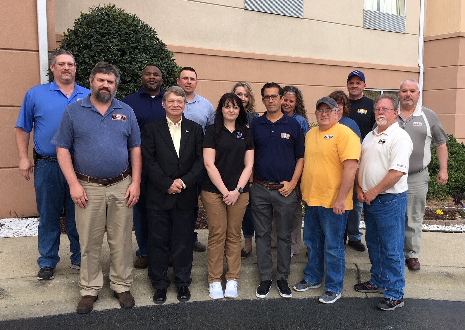 District 9 Safety and Health Trainers | Chattanooga, TN